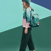 Yizi Farm Canvas Backpack