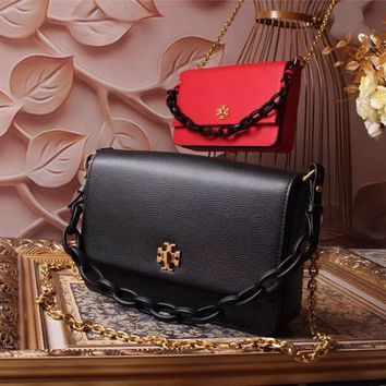 Latest Tory Burch Women Leather Monogram Tote Handbag Shoulder Bag Shopping Bag Messenger Bags Wallet Purses 2019   New Fashion Bags
