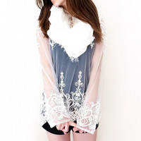 Jadore Lace Top - back in stock