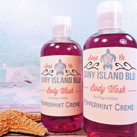 Peppermint Creme Body Wash