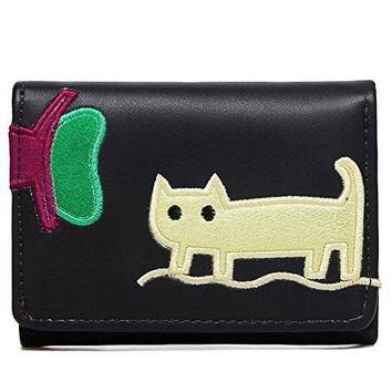 Girls Cute Cat Wallets Bunny Coin Purse Animal Credit Card Holder for Women