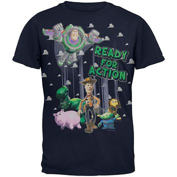 Toy Story - Ready For Action Youth T-Shirt