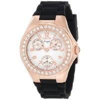 Invicta Women's 1645 Angel White Dial Crystal Accented Watch