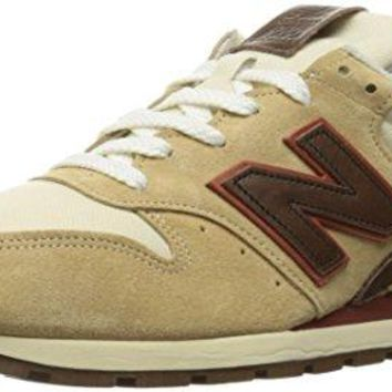 New Balance Men's 996 Enduring Purpose-Made USA Fashion Sneaker