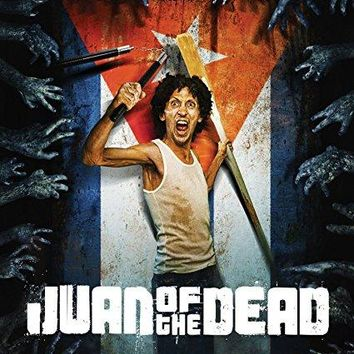 Alexis Diaz de Villegas & Elsa Camp & Alejandro Brugues-Juan of the Dead