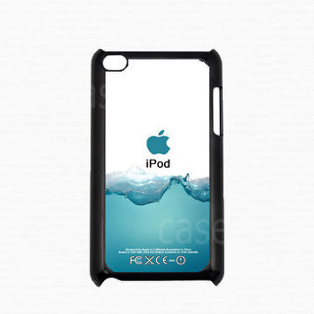 Ipod Touch 4 Case - Watersplash Ipod 4G Touch Case,4th Gen Ipod Touch Cases