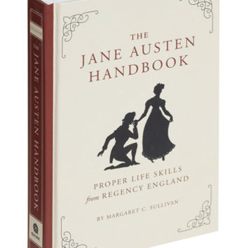 ModCloth Best Seller, Scholastic The Jane Austen Handbook