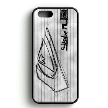 quiksilver drawing iPhone 4s iPhone 5s iPhone 5c iPhone SE iPhone 6|6s iPhone 6|6s Plus Case