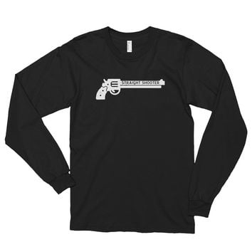 Straight Shooter Long Sleeve T-Shirt