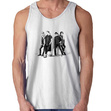 Fall Out Boy For Mens Tank Top Fast Shipping For USA special christmas ***