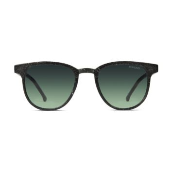 Komono - Francis Neutro Black Sunglasses / Scratch Resistant Bio Lenses