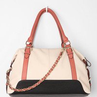 Urban Outfitters - Kimchi Blue Spectator Colorblock Satchel