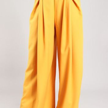 Move It Over Wide Leg Pants