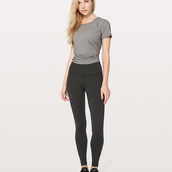 Wunder Under Hi-Rise Tight *Blackout Full-On Luon 28"