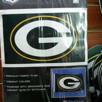 NFL Green Bay Packers Huge 3' x 5' Deluxe Flag