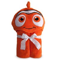 Disney Finding Nemo Hooded Towel for Baby