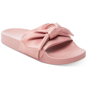Steve Madden Women's Silky Slip-On Sandals | macys.com