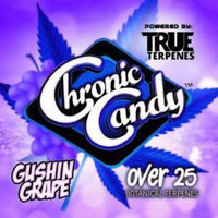 Chronic Candy Lollipop Grape