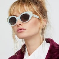 Free People The Wild Gift Sunglasses