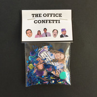 The Office Inspired Confetti