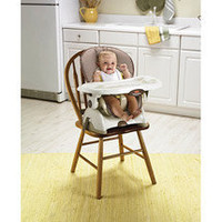 Fisher Price - Space Saver High Chair and Booster