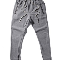 Indie Designs Fear Of God Inspired French Terry Drawstring Sweatpants