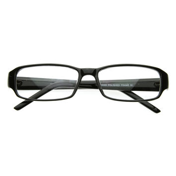 Unisex Optical RX Quality Clear Lens Glasses 8285