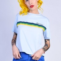 Tomboy Stripe Tee by Dickies Girl