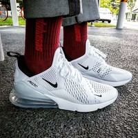 "Nike Air Max 270 ""White/Black"" Running Shoes - Best Deal Online"