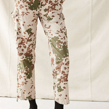 Vintage European Camouflage Pant | Urban Outfitters