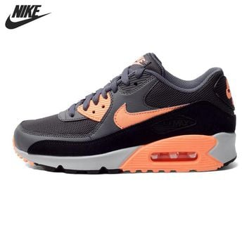 OPAL FERRIE - Original New Arrival NIKE AIR MAX 90 ESSENTIAL Melon/Grey& Black Women'