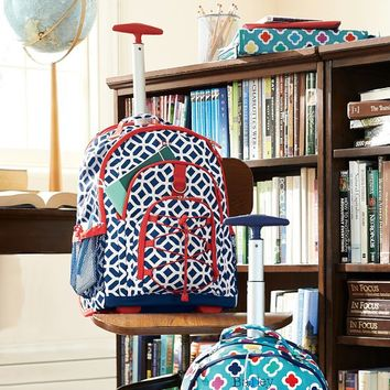 Gear-Up Peyton Rolling Backpack