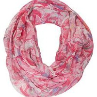 Beauty Floral Snood - Scarves - Bags & Accessories - Topshop USA