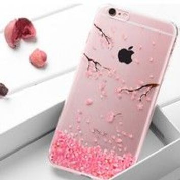 New Luxurious Noble Gift Protective Case Romantic Cherry Phone Accessories Phone Case