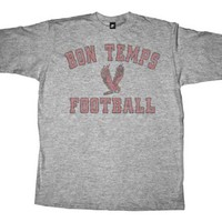 True Blood Bon Temps Football Team Logo TV Show Adult T-Shirt Tee