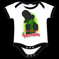 Marilyn Manson?Kids? | Marilyn Manson Smells Like Children Romper?|?Shop the Marilyn Manson Official Store