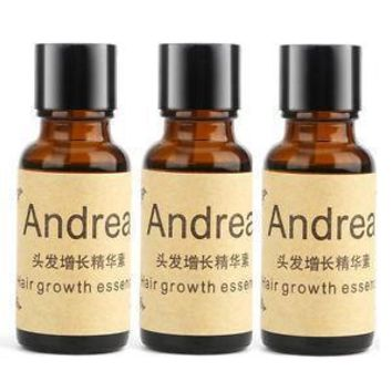Authentic Andrea Hair Growth Essence Anti-Hair Loss Oil 10Pcs