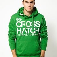 Crosshatch Governor Hoodie at asos.com