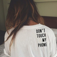 No Touchy Tee