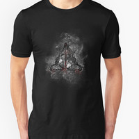 Deathly Hallows T-Shirt by drfranken
