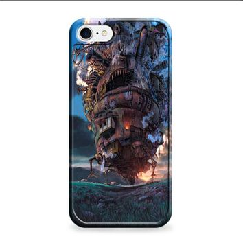 Howl's Moving Castle Case iPhone 6 | iPhone 6S case