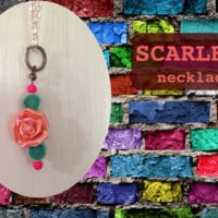 Scarlett Necklace