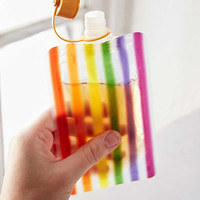 Rainbow Disposable Flask - Urban Outfitters
