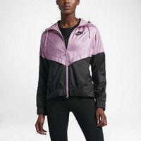The Nike Sportswear Windrunner Women's Jacket.