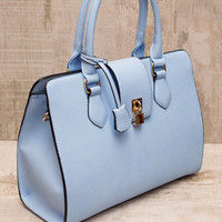 Kirsty Purse - Light Blue