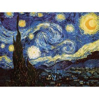 Art.com - Starry Night by Vincent Van Gogh c.1889 Collection