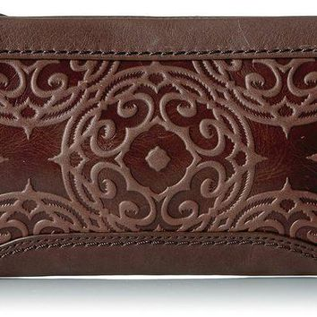 DCK4S2 The Sak Tahoe Leather Wallet Wallet