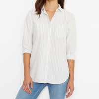 Workwear Boyfriend Shirt