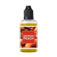 Georgia Peach E-Liquid | Pink Spot Vapors E-Liquid UK