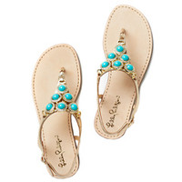 Beach Club Sandal - Lilly Pulitzer